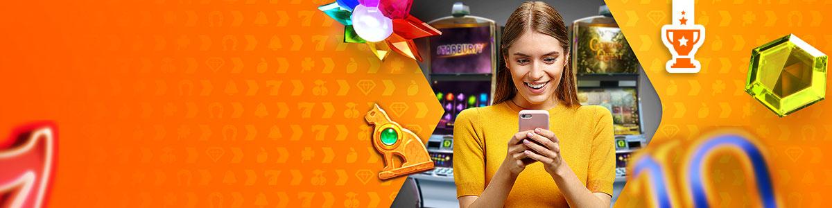 25.000 € Wochenend Slot-Turnier