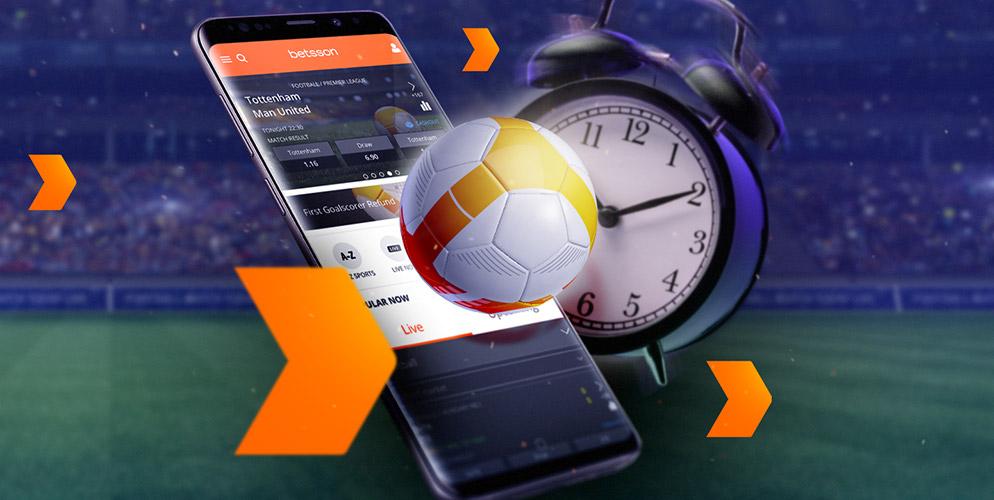 Betsson: Online Casino, Live Casino & Sportsbetting