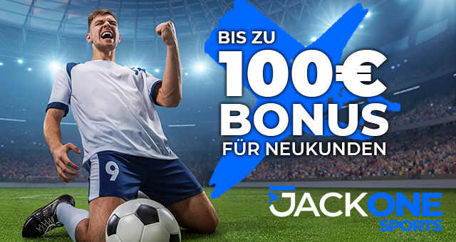 Bis 100 Euro Bonus