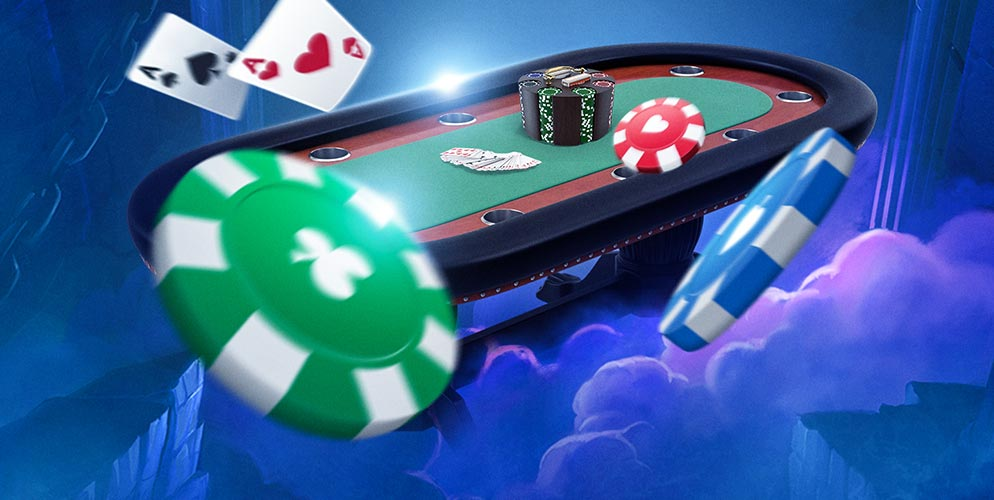 Play Poker Online | NordicBet